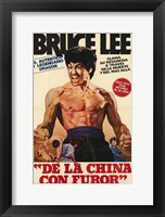 Framed Fists of Fury Spanish