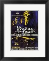 Framed Great Escape La Grande Fuga