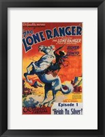 Framed Lone Ranger - Episode 1