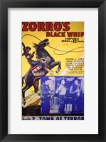 Framed Zorro's Black Whip Chapter 2
