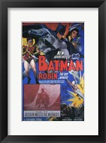 Framed Batman and Robin - Robin Meets the Wizard