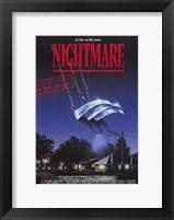 Framed Nightmare on Elm Street  a - movie