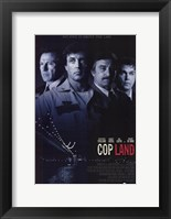 Framed Cop Land