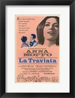 Framed La Traviata Gino Bechi