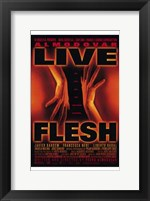 Framed Live Flesh