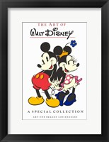 Framed Mickey Mouse Commercial Gallery