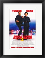 Framed Rush Hour 2