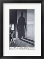 Framed Shadow and Fog