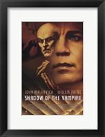 Framed Shadow of the Vampire