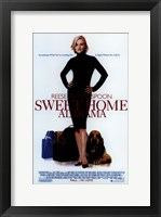 Framed Sweet Home Alabama