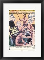 Framed Tarzan's Jungle Rebellion, c.1970