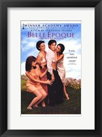 Framed Age of Beauty (Belle Epoque)