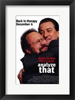 Framed Analyze That