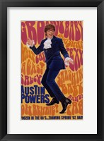 Framed Austin Powers: International Man of Myst - Groovy Baby