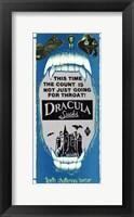 Framed Dracula Sucks, c.1979