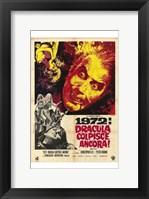Framed Dracula A.D. 1972