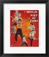 Framed Fists of Fury Movie