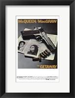 Framed Getaway McQueen