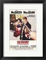 Framed GetawayMac Graw