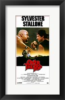 Framed Over the Top - Sylvester Stallone