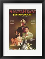 Framed Angel Heart - Turkish