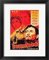 Framed Ivanhoe