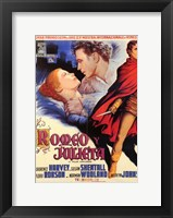 Framed Romeo and Juliet (spanish)