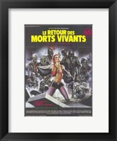 Framed Return of the Living Dead French