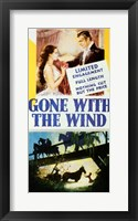 Framed Scenes from Gone with the Wind