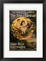 Framed Son of Tarzan, c.1920 - style A
