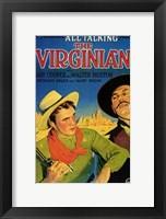 Framed Virginian