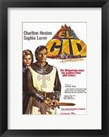 Framed El Cid