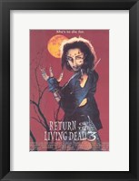 Framed Return of the Living Dead 3
