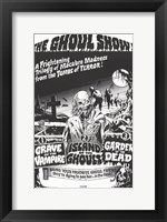 Framed Ghoul Show