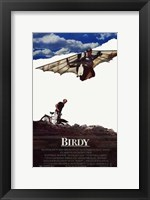 Framed Birdy