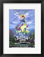 Framed Pokemon 4Ever