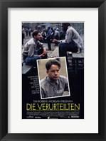 Framed Shawshank Redemption Tim Robbins