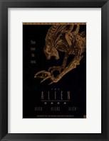 Framed Alien Saga  the (Video Poster)
