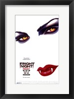 Framed Fright Night Part II - (white)