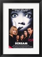 Framed Scream