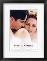 Framed Sweet November