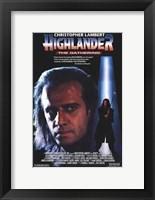 Framed Highlander: the Gathering