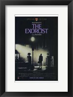 Framed Exorcist Purple