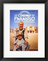 Framed Cinema Paradiso Philippe Noret