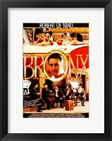 Framed Bronx Tale (German)
