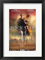 Framed Rock Star