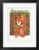 Framed Camelot