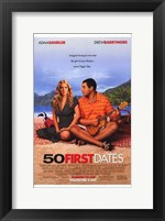 Framed 50 First Dates