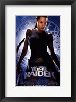 Framed Lara Croft: Tomb Raider