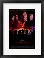 Framed Les Miserables